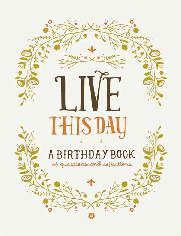 Live This Day By Clark, M. H.